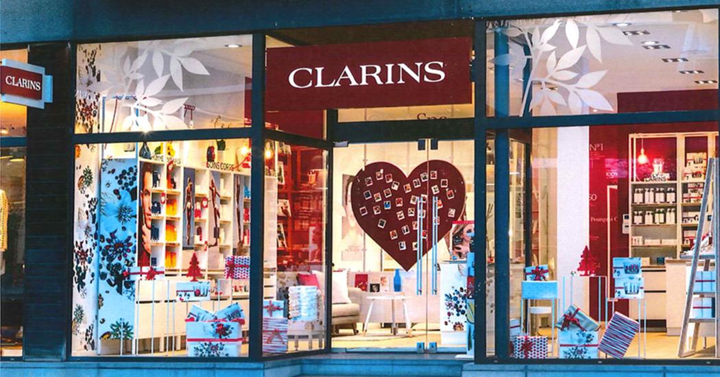 Spiksplinternieuw in België: de Clarins boetiek met spa in Brussel
