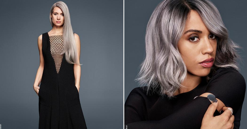 Extreem Haartrend: grijs haar is in en dit zijn de nieuwste tinten #FL64