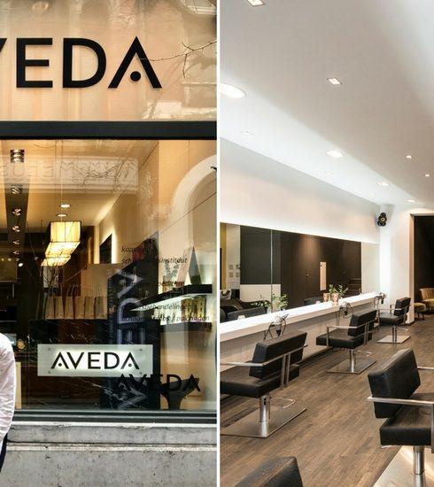 Aveda instituut Mo'na opent nu ook een zaak in Antwerpen
