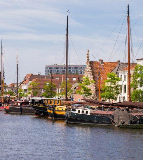5 redenen om te gaan citytrippen in Leiden