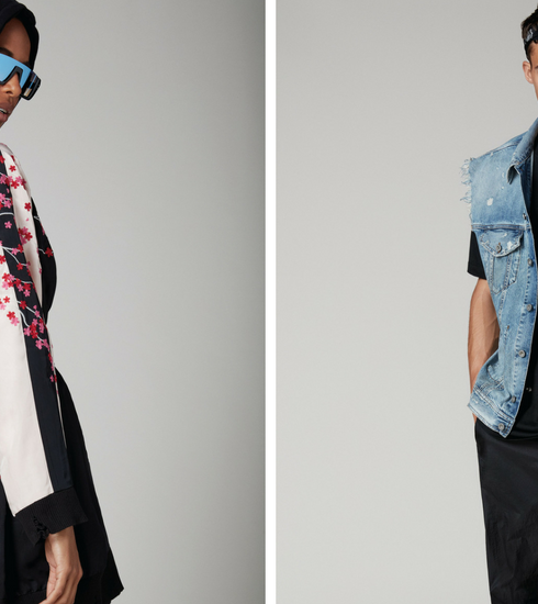 Crush of the Day: De nieuwe punkcollectie van Diesel