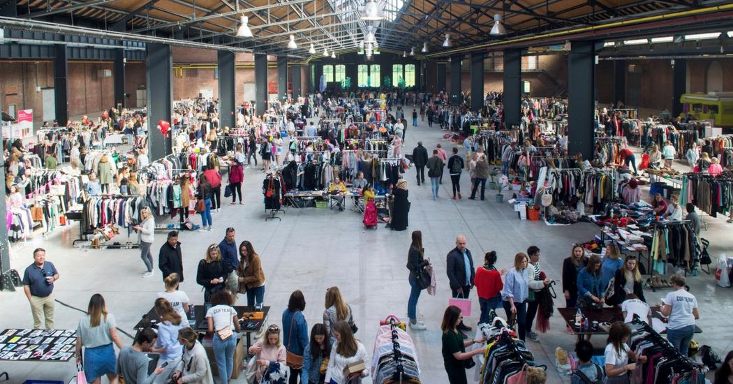 Clouds of Fashion organiseert vierde Major Closet Sale