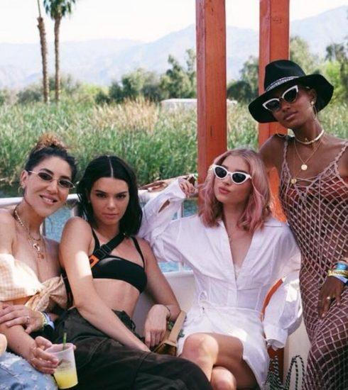 Celebs kijken: Dit was het eerste weekend van Coachella