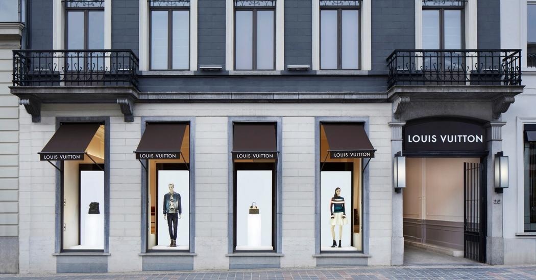 Ga op minireis in Brussel dankzij de nieuwe pop-upstore van Louis Vuitton
