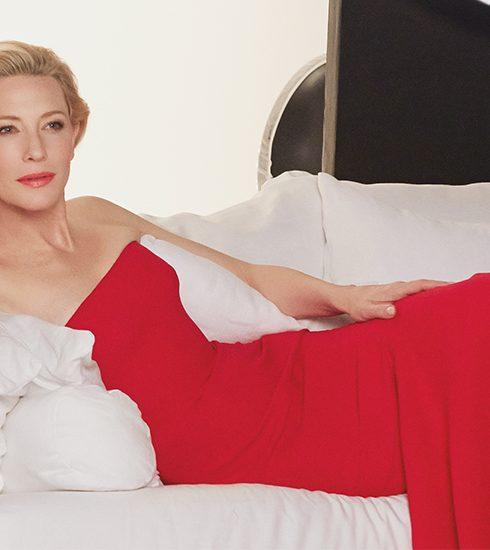 Cate Blanchett: lees hier het volledige Marie Claire interview