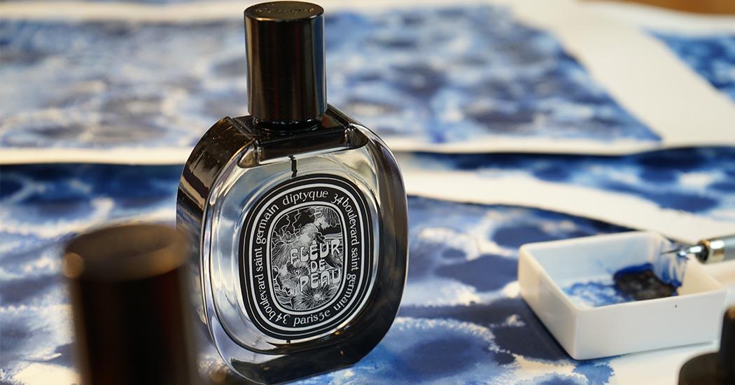 Crush of the Day: Parfum Fleur de Peau van Diptyque