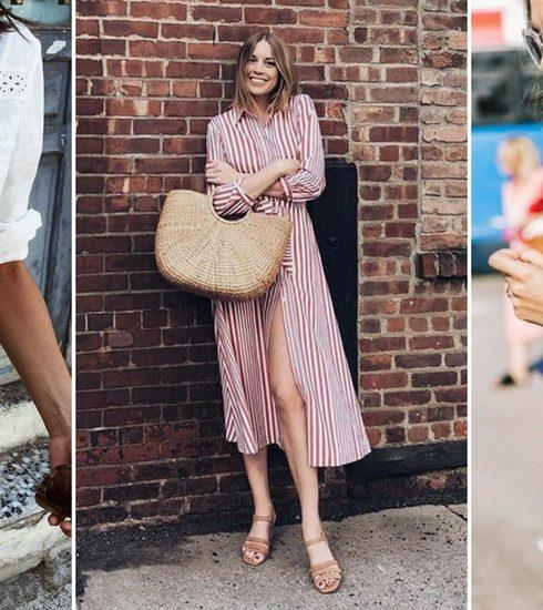 Shopping: 10 rieten tassen voor een zomerse look