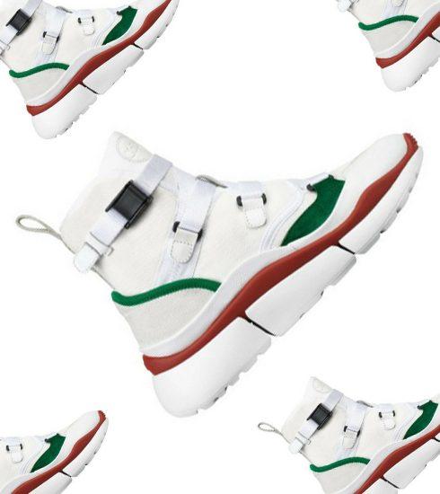 Crush of the Day: De Sonnie sneakers van Chloé