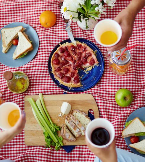 3 simpele recepten om mee te nemen op een picknick