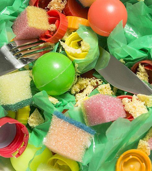 Mei Plasticvrij: één maand minder plastic verpakkingen