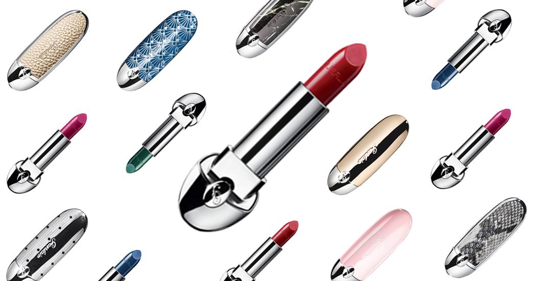 Crush of the Day: De personaliseerbare lippenstift Rouge G van Guerlain