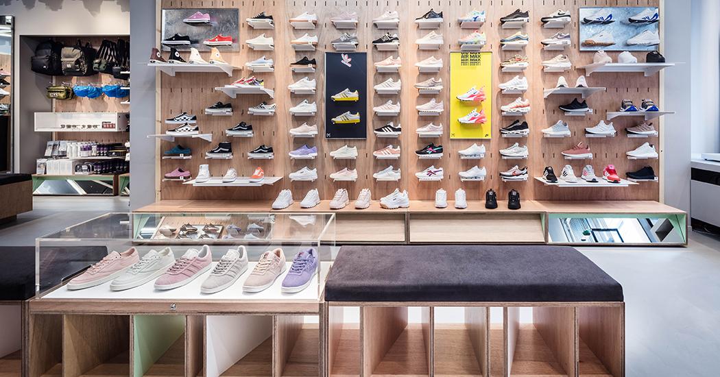 Nieuwe sneakerstore Size? opent deuren in Antwerpen