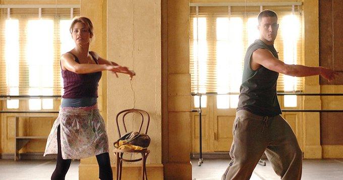 Channing Tatum en Jenna Dewan Step Up