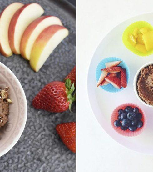 Foodies opgelet: er bestaat zoiets als chocolade hummus