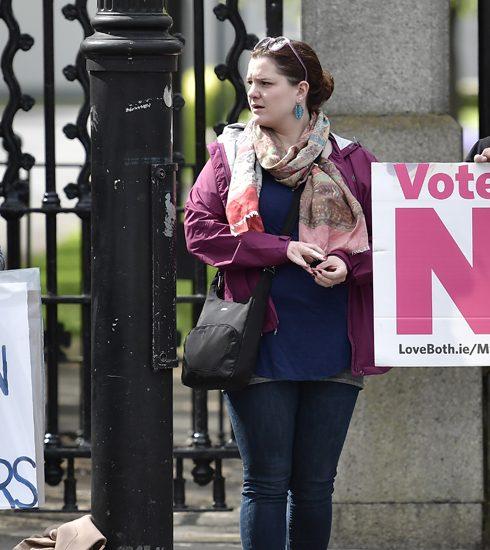 Morgen is het zover: Ierland houdt referendum over abortuswet
