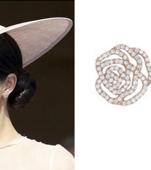 Meghan Markle draagt Belgische juwelen voor haar eerste officiële verschijning