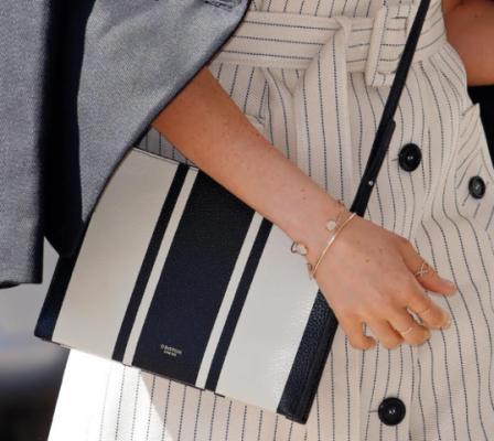 Meghan Markle draagt Belgische juwelen voor haar eerste officiële verschijning 150*150