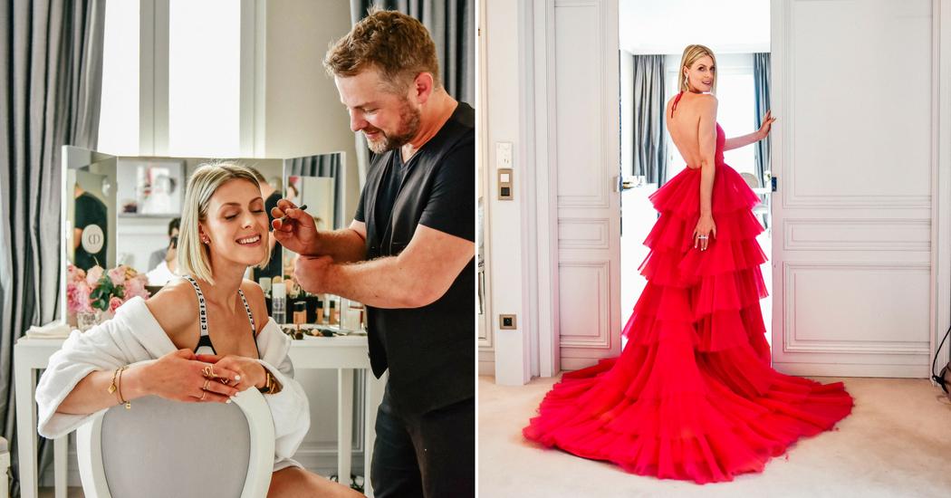 13 beautygeheimen van Sofie Valkiers op het filmfestival in Cannes