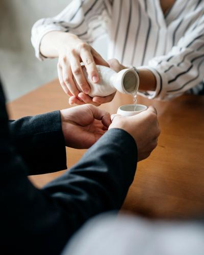 Japanse sake