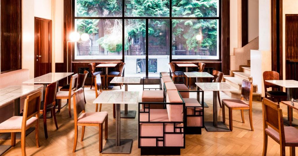 Lunchen in Villa Empain: de nieuwe must see & taste