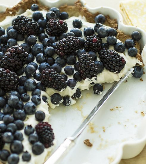 Recept: deze heerlijke cheesecake maak je zonder oven