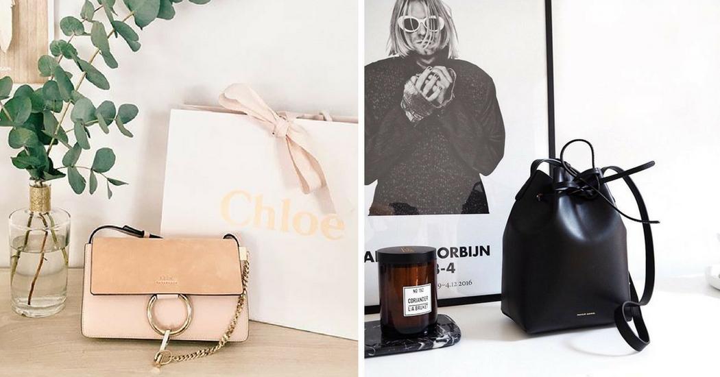 Dit zijn de 10 mooiste betaalbare designertassen van het moment