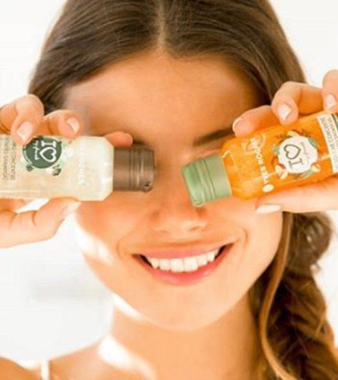De eerste geconcentreerde shampoo is een feit