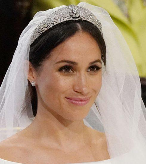 Zo bekom je de Meghan Markle make-uplook van op het huwelijk