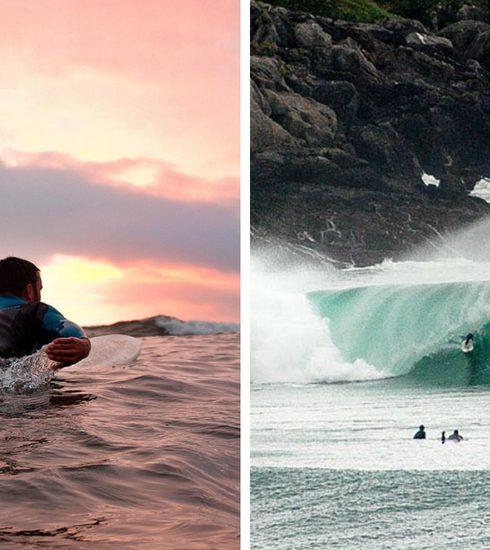 Dit zijn de 11 mooiste surfspots van Europa