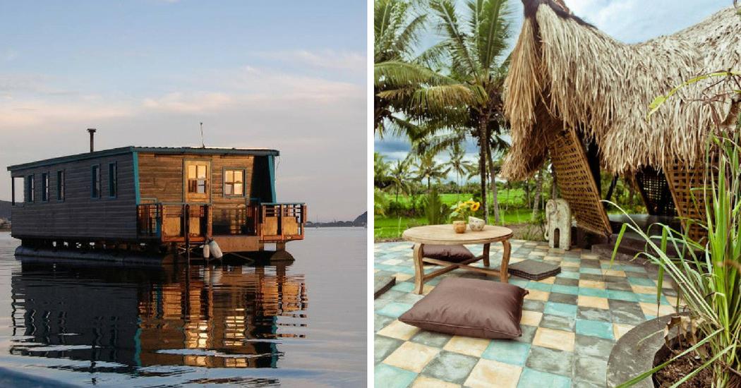 De 8 meest originele vakantieverblijven op Airbnb