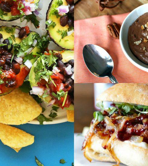 5 frisse vegan gerechtjes die in een handomdraai gemaakt zijn