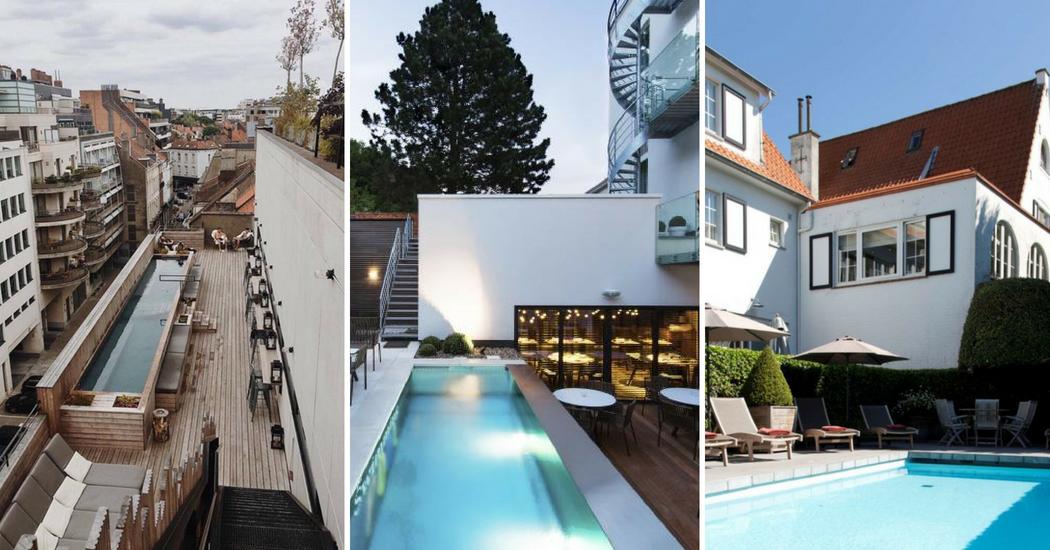 marieclaire_hotels_belgie_buitenzwembad