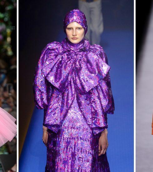 Wat zijn de modekleuren van zomer 2018?