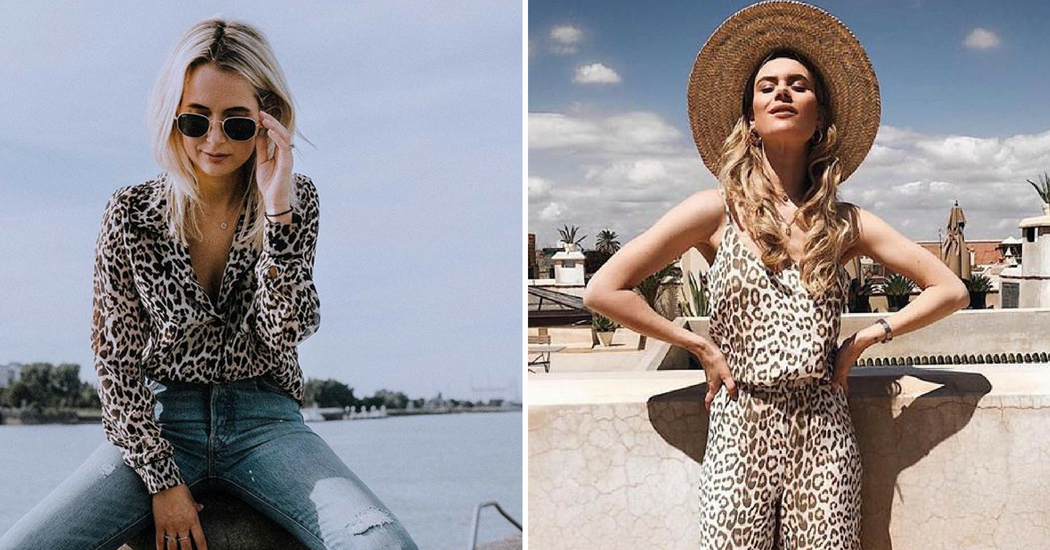 Zo draag je luipaardprint op een klassevolle manier