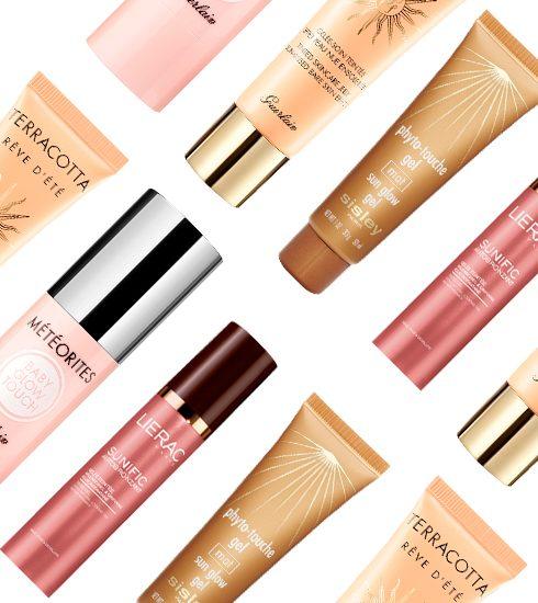 Zomerse make-up: onze favoriete producten bij hoge temperaturen