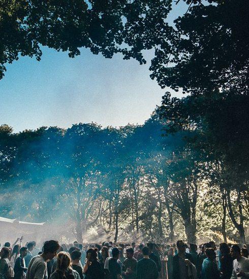 Weekendtip: Contrair Open Air, een zero waste feest