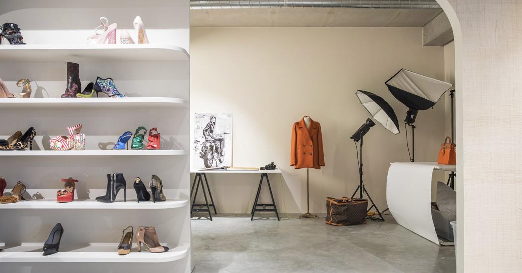 Luxe vintage webshop Labellov opent boetiek in Antwerpen