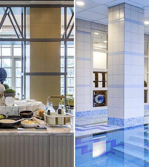 Dit Antwerpse hotel kreeg een heuse makeover