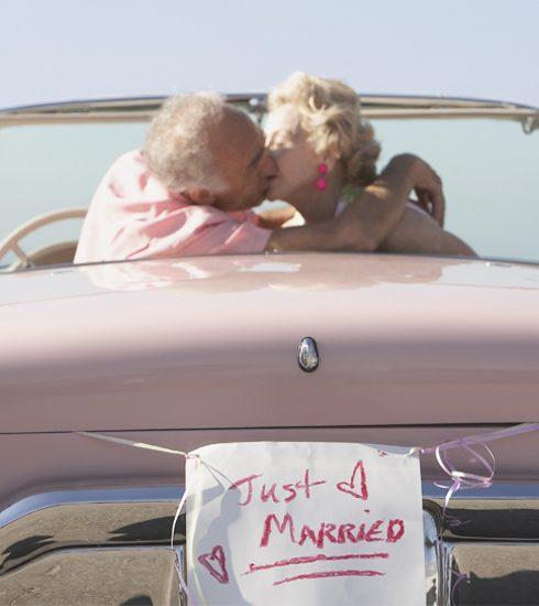 Trending: trouwen op latere leeftijd