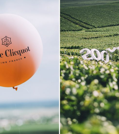 Veuve Clicquot, al 200 jaar pretty in pink