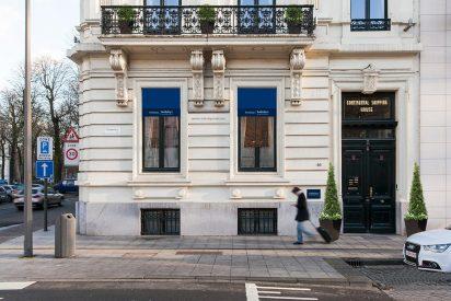 Wonen in een Sotheby's optrekje