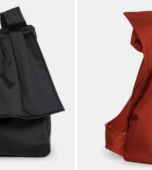 Crush of the day: de rugzakken van de Eastpak x Raf Simons collectie