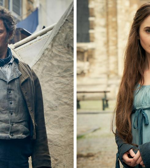 Zien: de eerste foto's van de in België opgenomen serie Les Misérables