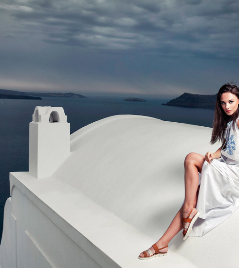 Dit Griekse modelabel doet alle hoofden draaien deze zomer