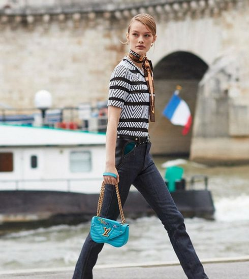 Louis Vuitton springt op de kar van Belgische e-commerce