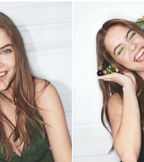 Interview: topmodel Barbara Palvin onthult haar beautygeheimen aan Marie Claire