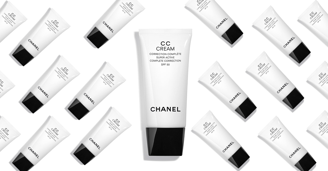 Crush of the day: de nieuwe CC Cream van Chanel