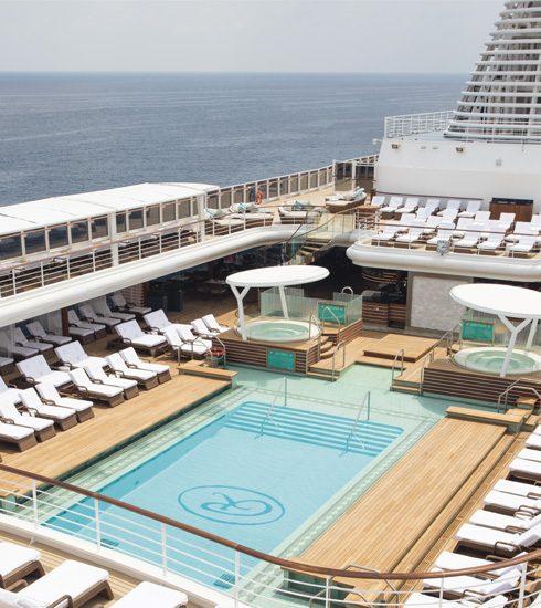 5 buitengewone feiten over het meest luxueuze cruiseschip ter wereld