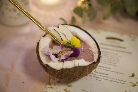 vegan dessert Baileys Almande
