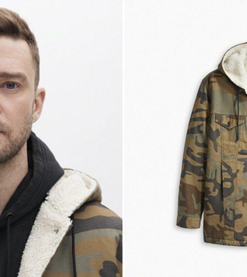 Justin Timberlake ontwerpt collectie voor Levi's